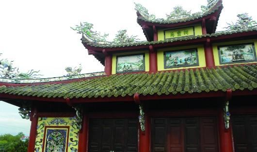 Bảo tàng văn hóa trong chùa