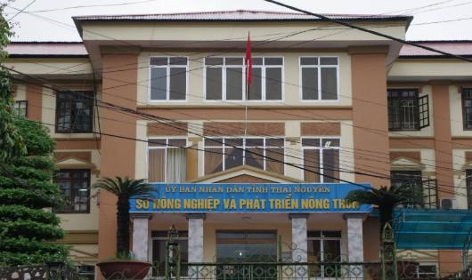 Trụ sở Sở Nông nghiệp và Phát triển nông thôn Thái Nguyên