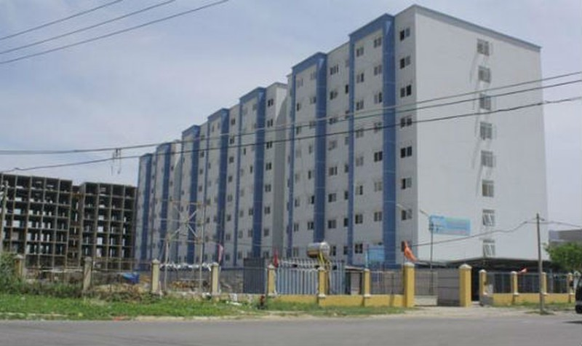 Nhiều dự án nhà ở xã hội bán hết hàng ngay sau khi xây dựng xong
