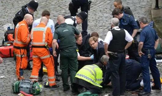 Anh bắt giữ 7 người trong cuộc điều tra vụ tấn công gần tòa nhà Quốc hội