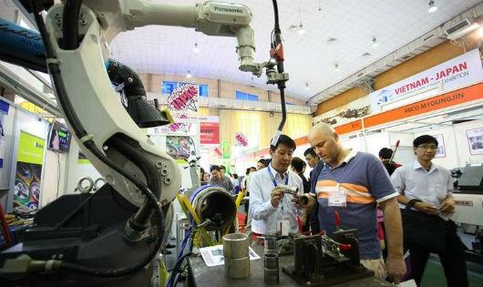VME 17 là cơ hội để các DN Việt Nam tiếp cận công nghiệp 4.0
