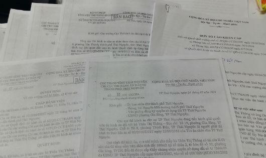 Thái Nguyên: Cưỡng chế thi hành án khi tài sản không còn?