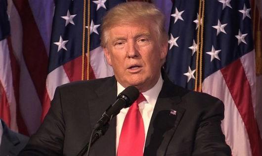 Ông Trump ký lệnh hủy bỏ các biện pháp chống biến đổi khí hậu của ông Obama