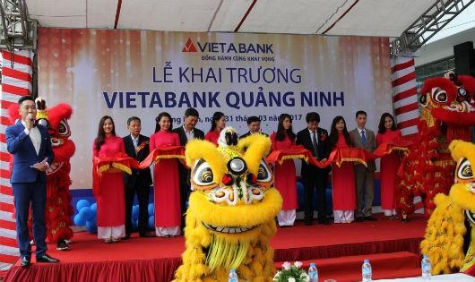 VietABank khai trương chi nhánh tại Quảng Ninh