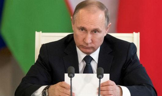 Mức độ tin tưởng giữa Moscow và Washington xấu đi