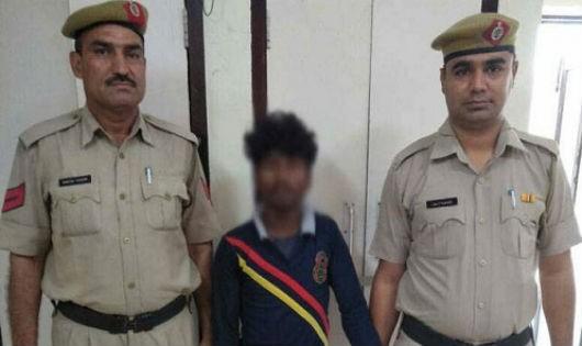 Hung thủ 21 tuổi bị bắt hôm 11/5. Ảnh: India Today/VNE