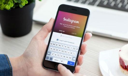 Instagram là ứng dụng tiêu cực nhất với sức khỏe thanh niên