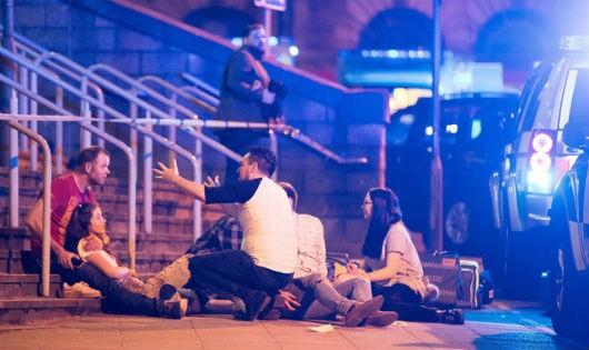 Vụ tấn công sân vận động ở Anh: Hé lộ âm mưu của IS