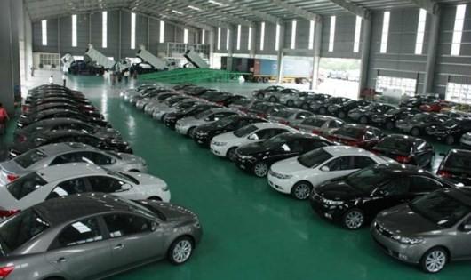"""Thị trường ô tô """"nín thở"""" chờ thuế nhập khẩu về 0%?"""