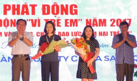 Công ty Cổ phần MA SAN PQ đồng hành cùng chương trình An sinh xã hội huyện Phú Quốc