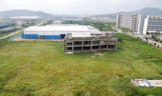 Thu hồi 48 dự án khảo sát địa điểm quá thời hạn chưa thực hiện của DN tại Bắc Ninh