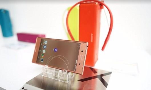 Sony ra mắt siêu phẩm Xperia XZ Premium