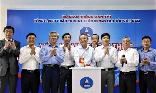Ai sẽ thay ông Trần Xuân Sanh - Cục trưởng Cục QLXD & CLCTGT (thứ 3, trái qua) từ 1/7/2017?