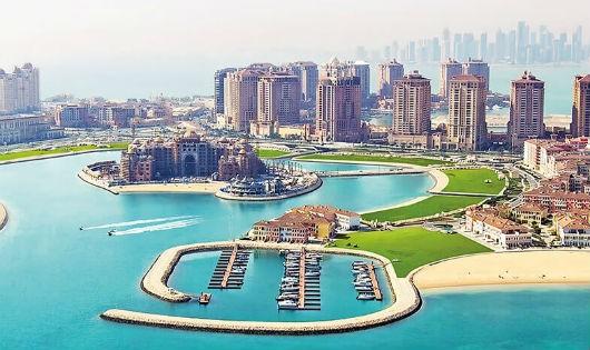 Vùng Vịnh trong 'cơn địa chấn' ngoại giao