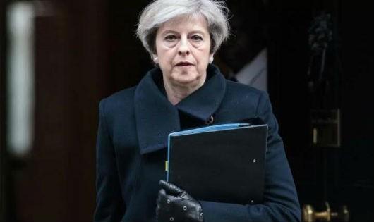 Thủ tướng Anh May