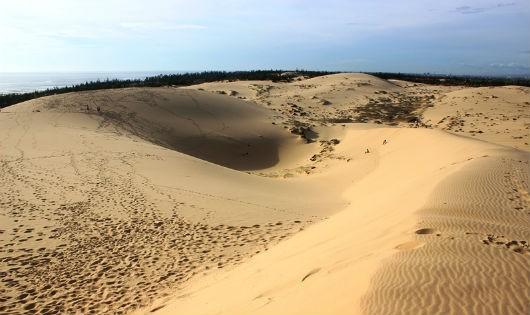 """Bỏ quy hoạch sân golf: """"Chang chang cồn cát"""" Quảng Bình sẽ hoá… vàng?"""