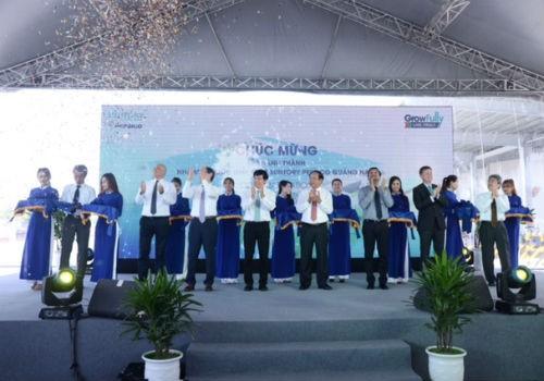 Suntory PepsiCo khánh thành nhà máy mới tại Quảng Nam
