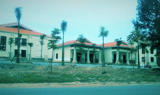 RCC khai thác khách sạn ba sao trên biển Quang Phú