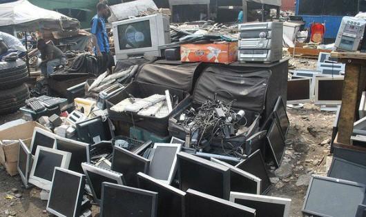 Xử lý rác thải - Trách nhiệm toàn cầu