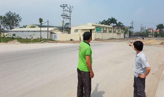 Hưng Hà (Thái Bình): Mập mờ chuyện thu hồi đất để cho doanh nghiệp thuê