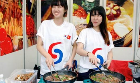 Trải nghiệm thực phẩm nông nghiệp công nghệ cao của Hàn Quốc