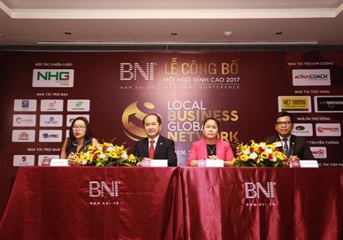 Hơn 1.200 doanh nhân tham gia sự kiện Hội Ngộ Đỉnh Cao 2017