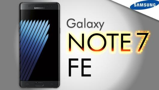 Galaxy Note 7 sẽ tái xuất thị trường vào ngày 7/7