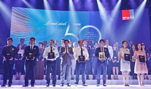 """Vinamilk 6 liền lọt top """"50 Công ty kinh doanh hiệu quả nhất Việt Nam"""""""