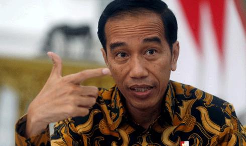 Tổng thống Indonesia Joko Widodo. Ảnh Reuters/ANTĐ