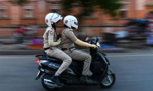 Lập lực lượng cảnh sát nữ nhằm ngăn chặn nạn hiếp dâm