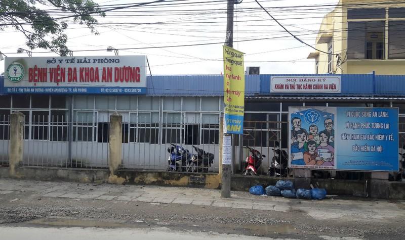 Vụ nhân viên Bệnh viện An Dương cầm tiền 'chạy việc': CQĐT để lọt tội phạm?