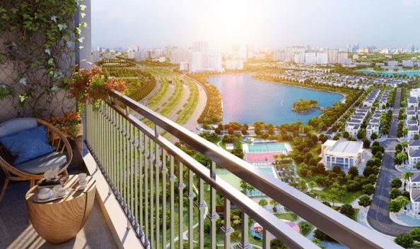 Trong quý II, Hà Nội có 8.570 căn hộ được chào bán ra thị trường.  (Ảnh minh họa)