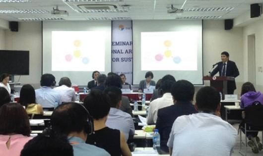Trọng tài thương mại góp phần đảm bảo cho Việt Nam hội nhập