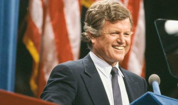 Kennedy và giấc mộng tổng thống không thành vì tai nạn xe hơi