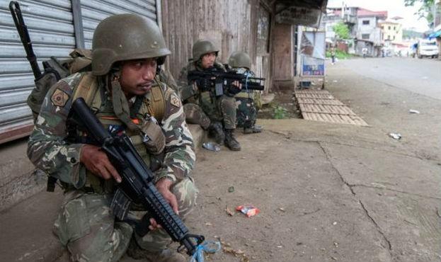 Tiêu diệt chỉ huy nhóm Abu Sayyaf sát hại con tin người Việt