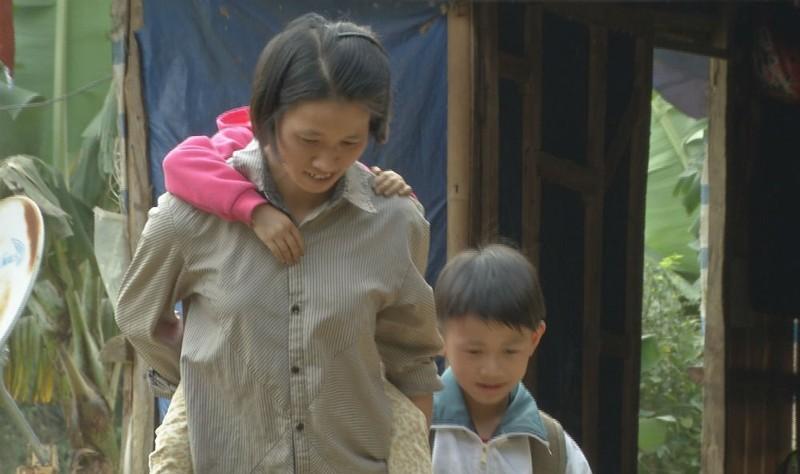 Lũ về cuốn trôi ước mơ của gia đình nghèo vùng miền núi Tây Bắc