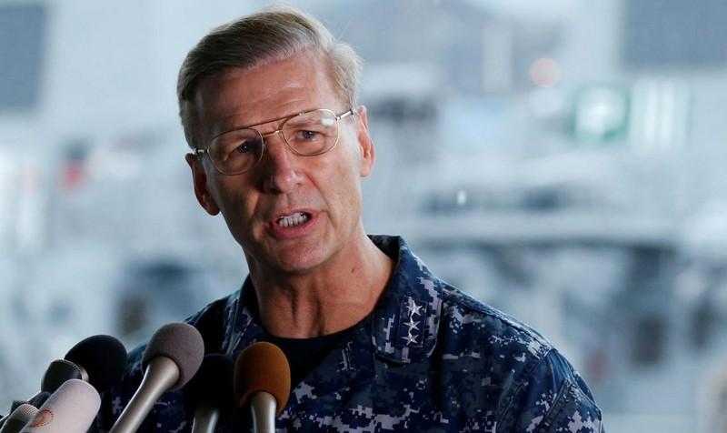 Tàu chiến Mỹ va tàu hàng do bị tin tặc tấn công?