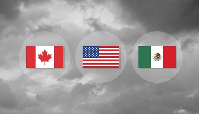 Tổng thống Mỹ dọa rời khỏi Hiệp định NAFTA