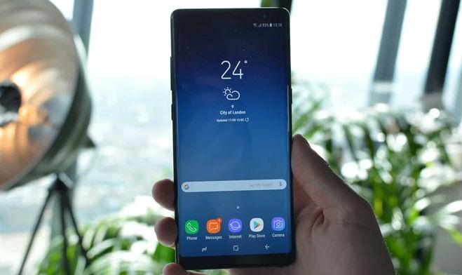 Samsung chính thức ra mắt Galaxy Note 8 với nhiều cải tiến