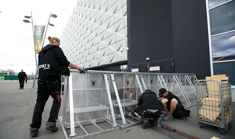 Châu Âu: Bảo đảm an ninh, an toàn các địa điểm công cộng