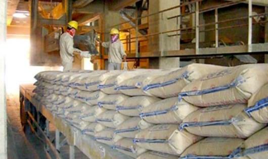 Xi măng tiêu thụ nội địa đạt hơn 60% kế hoạch
