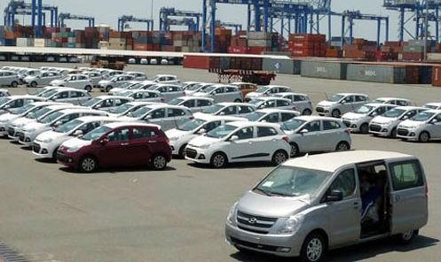 Sẽ tăng đáng kể thuế nhập khẩu đối với ô tô đã qua sử dụng?