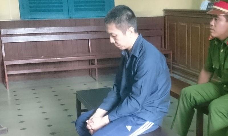 Bị cáo Nguyễn Văn Mười. Ảnh Vietnamnet