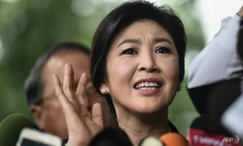 Cựu Thủ tướng Thái Lan Yingluck thực ra đang ở đâu?