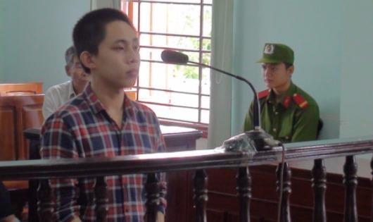 Bị cáo tại phiên toà. Ảnh: Minh Anh/Zing