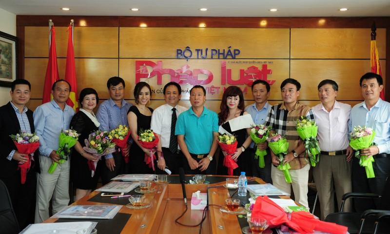 Các cuộc tọa đàm trong khuôn khổ cuộc thi được sự hưởng ứng tích cực của các doanh nhân, luật sư.
