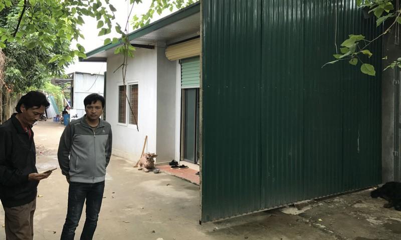 Hà Nội: Cần làm rõ hành vi chiếm đất người khác rồi xây nhà ở, nhà xưởng