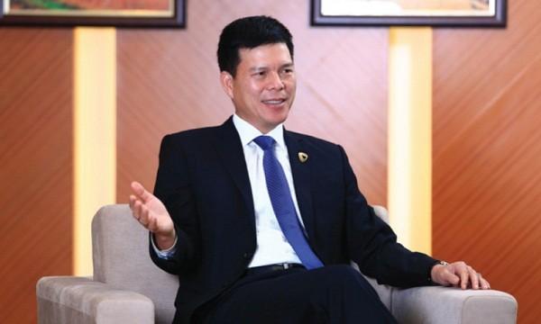 Ông Phạm Mạnh Thắng – Phó Tổng Giám đốc Vietcombank