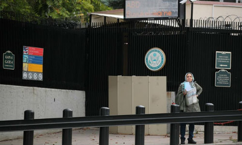 Mỹ - Thổ Nhĩ Kỳ nối lại các dịch vụ thị thực