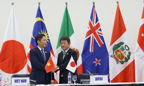 Họp báo công bố kết quả đàm phán Hiệp định CPTPP